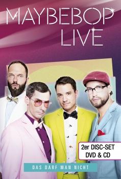 "DVD/CD 2er Box ""Das darf man nicht"""