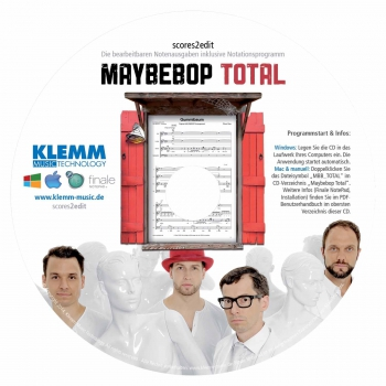 MAYBEBOP TOTAL - scores2edit