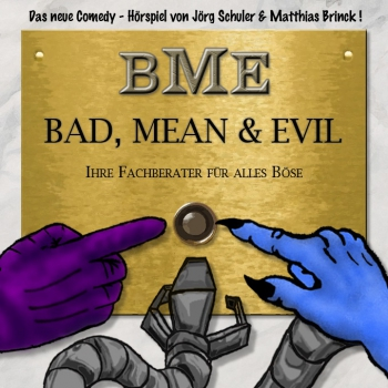 Bad, mean & evil